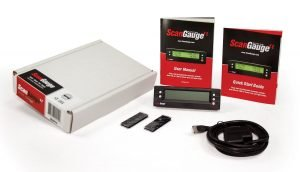 Increase fuel economy with instant feedback from a ScanGauge.