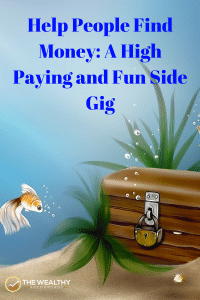 A treasure chest of wealth awaits you in the ultimate side hustle helping people find lost and unclaimed money. This high paying side gig is perfect for people enjoying early retirement. *earlyretirement #personalfinance #sidegig #sidehustle #unclaimed money #lostandfound