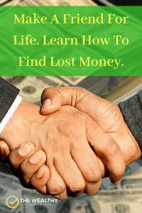 Finding unclaimed money is the best way to make friends. It's also a profitable and fun side gig. A side hustle should be fun. The lost and found just became a piggy bank to the small businessperson looking to grow profits for clients and self. #sidegig #sidehustle #unclaimedfunds #money #freemoney