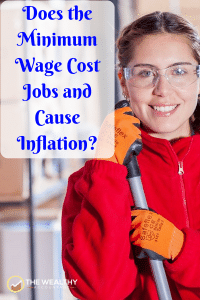 Does minimum wage cause job loss, inflation? Income inequality is an issue important to everyone. The benefits of increasing the minimum wage are greater than first thought. #minimumwage #incomeinequality #fairwage #workingwage