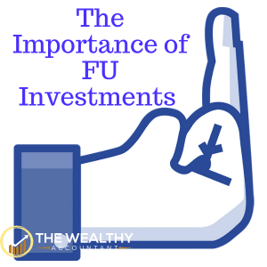 FU money and investments can be a lot of fun, but demand incredible amounts of time. Time is your most valuable asset. The best investment ideas and tips are automatic. #wealthyaccountant #investments #investmentideas #investmenttips
