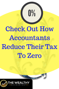 Wouldn't it be great to know all the tax reducing secrets of tax professionals? Now you can. Check out how accountants reduce their taxes to zero.