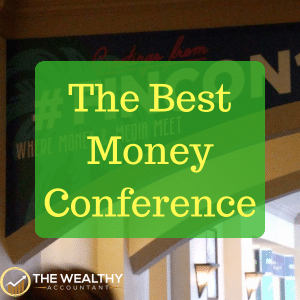 FinCon is the best financial conference I ever attended. The social and educational opportunities are endless. Build your business, increase blog traffic and more. #wealthyaccountant #FinCon #FinCon18 #money #media #education #seminars #blogtraffic