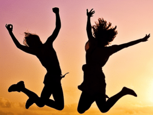 Jump for joy! You get to keep more of your money. Reduce or eliminate capital gains taxes with an Opportunity Fund. #wealthyaccountant #taxes #capitalgains #profits #opportunityfunds