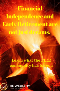 Join a community where financial freedom is the phrase of the day. Early retirement and other financial goals are possible when you become part of the FIRE community.