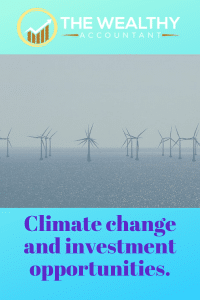 Worried about climate change? Think it isn't an issue? Maybe everyone can win in the new economy. Be frugal, profit and do good things for the environment. #environment #profit #climatechange Climate deniers.