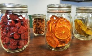 Frugal living is easy with dehydrating and canning food. And your food will taste incredible!